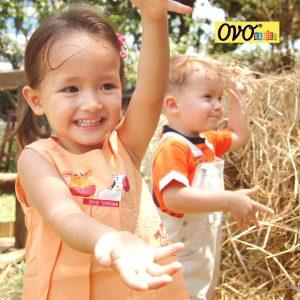 OVO BABIES - เด็กเล็กผู้หญิง